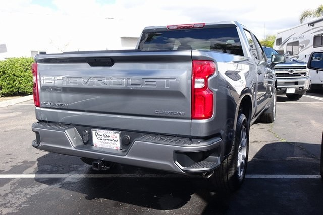 2019 Silverado 1500 Crew Cab 4x2,  Pickup #190887 - photo 7