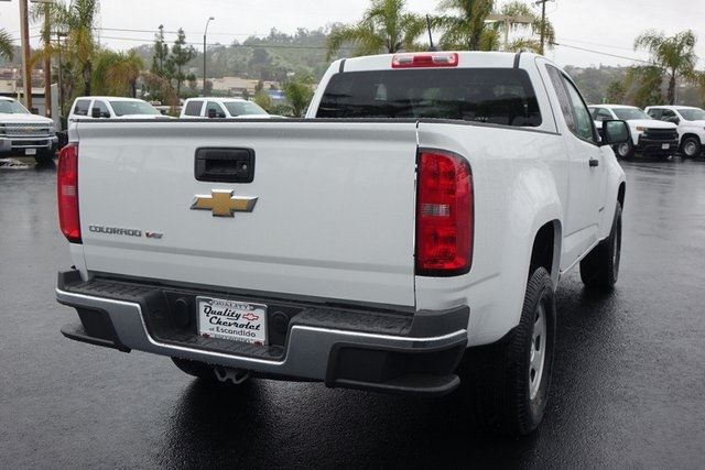 2019 Colorado Extended Cab 4x2,  Pickup #190898 - photo 7