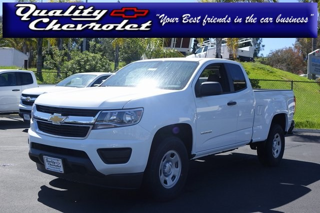 2019 Colorado Extended Cab 4x2,  Pickup #190904 - photo 1