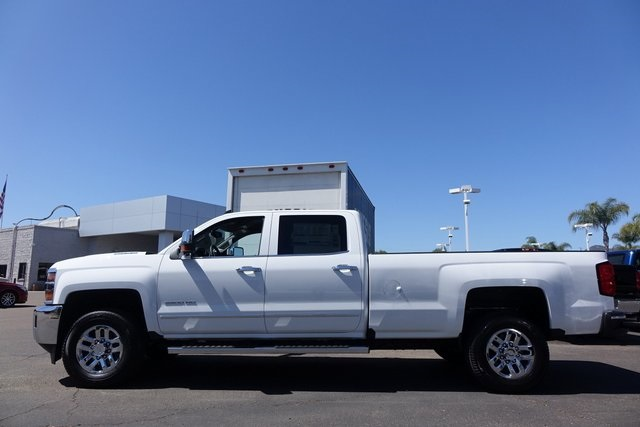 2019 Silverado 3500 Crew Cab 4x2,  Pickup #191091 - photo 5