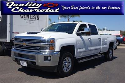 2019 Silverado 3500 Crew Cab 4x2,  Pickup #191091 - photo 1