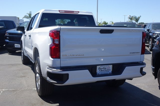 2019 Silverado 1500 Crew Cab 4x2,  Pickup #191117 - photo 2