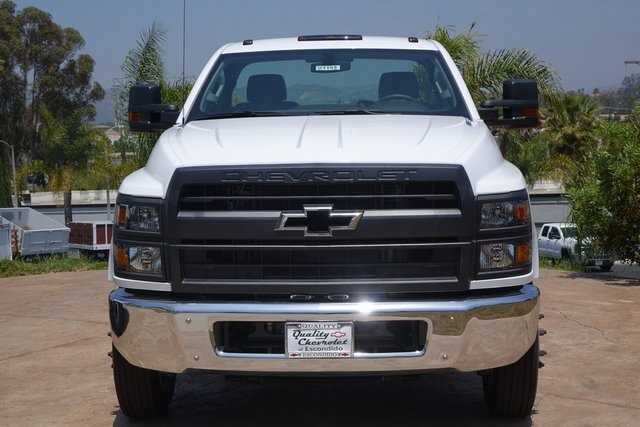2019 Silverado Medium Duty DRW 4x2,  Cab Chassis #191153 - photo 3