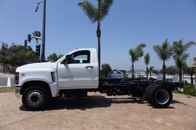 2019 Silverado Medium Duty DRW 4x2,  Cab Chassis #191153 - photo 5