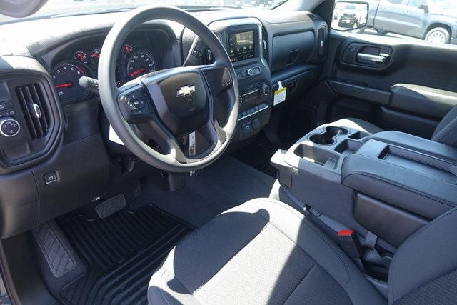2019 Silverado 1500 Double Cab 4x2,  Pickup #191165 - photo 14