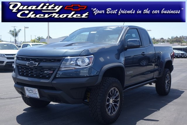 2019 Colorado Extended Cab 4x4,  Pickup #191219 - photo 1