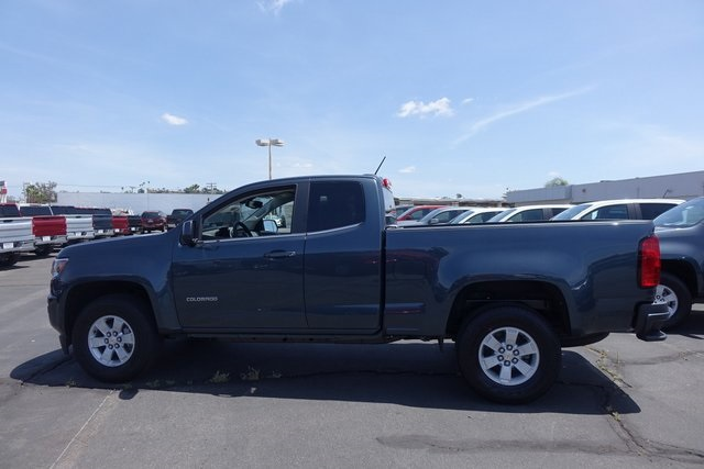 2019 Colorado Extended Cab 4x2,  Pickup #191245 - photo 5