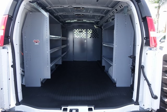 2019 Express 2500 4x2,  Harbor Upfitted Cargo Van #191301 - photo 1