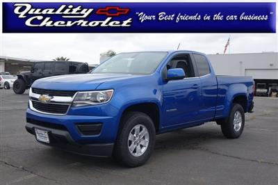 2019 Colorado Extended Cab 4x2,  Pickup #191315 - photo 1