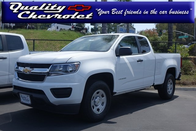 2019 Colorado Extended Cab 4x2,  Pickup #191320 - photo 1