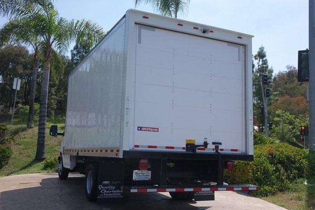 2019 Express 3500 4x2,  Morgan Parcel Aluminum Cutaway Van #191349 - photo 2