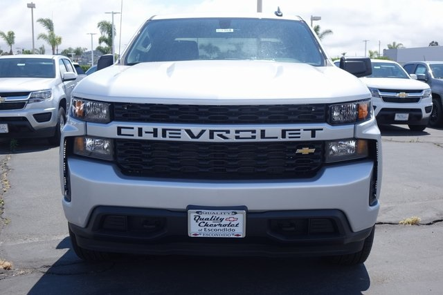 2019 Silverado 1500 Crew Cab 4x2,  Pickup #191358 - photo 3