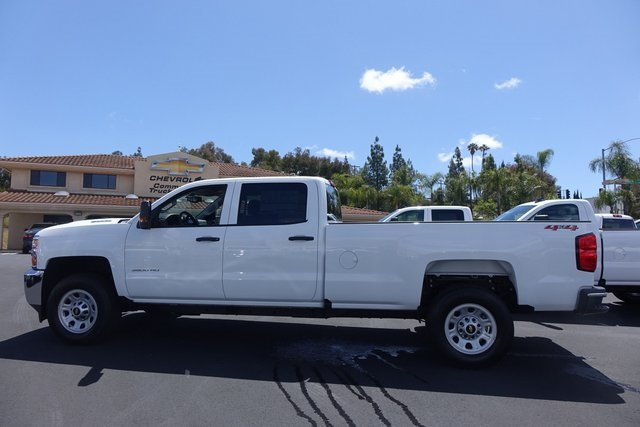 2019 Silverado 3500 Crew Cab 4x4,  Pickup #191384 - photo 5