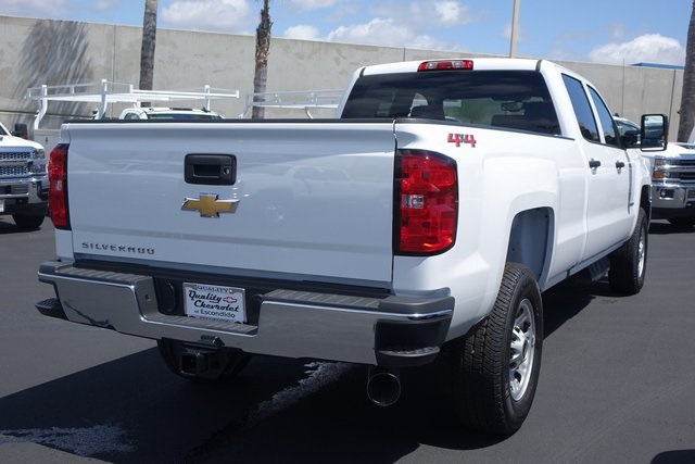 2019 Silverado 3500 Crew Cab 4x4,  Pickup #191384 - photo 7
