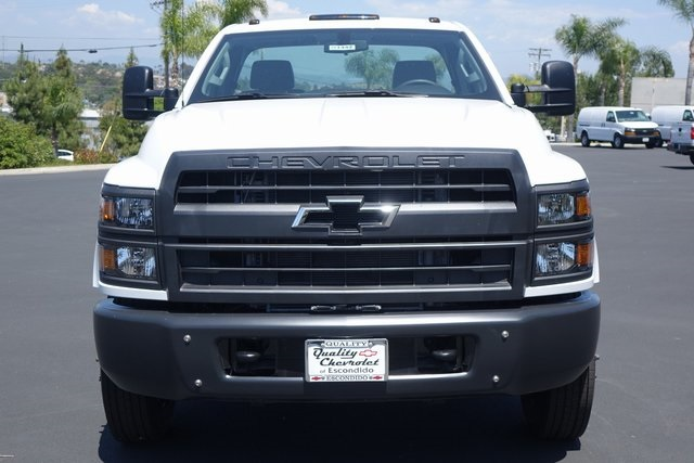 2019 Silverado Medium Duty DRW 4x2,  Cab Chassis #191442 - photo 3