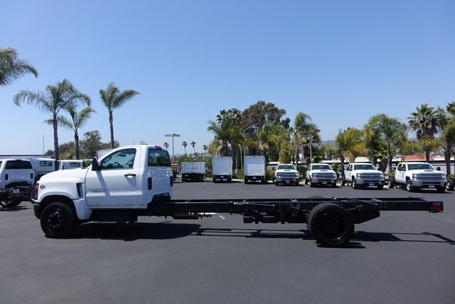 2019 Silverado Medium Duty DRW 4x2,  Cab Chassis #191442 - photo 5