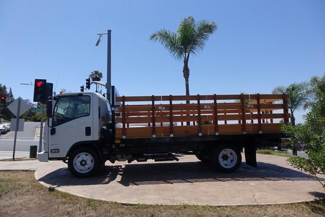 2019 LCF 4500 Regular Cab 4x2,  Metro Truck Body Stake Bed #191496 - photo 4