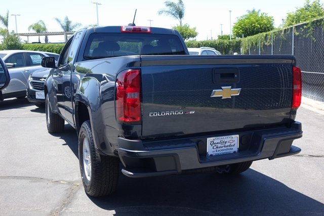 2019 Colorado Extended Cab 4x2,  Pickup #191611 - photo 1