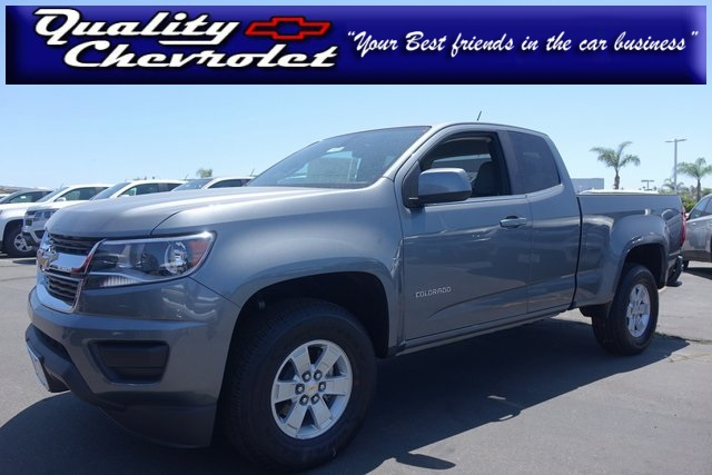 2019 Colorado Extended Cab 4x2,  Pickup #191612 - photo 1