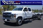 2019 Silverado Medium Duty Crew Cab 4x2,  Cab Chassis #191665 - photo 1