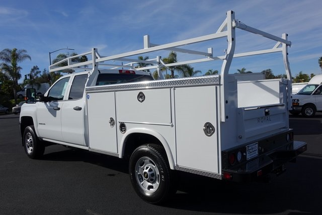 2019 Silverado 2500 Double Cab 4x2, Royal Service Body #191993 - photo 1