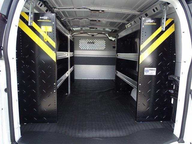 2020 Chevrolet Express 2500 4x2, Ranger Design Upfitted Cargo Van #201899 - photo 1