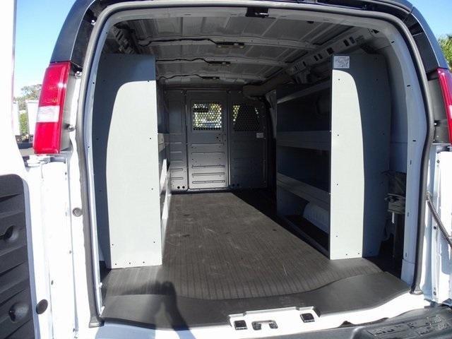 2020 Chevrolet Express 2500 4x2, Adrian Steel Upfitted Cargo Van #201914 - photo 1
