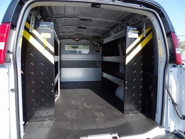 2020 Chevrolet Express 2500 4x2, Ranger Design Upfitted Cargo Van #201943 - photo 1