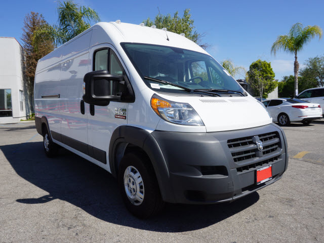 2016 ProMaster 3500 High Roof FWD,  Ranger Design Upfitted Cargo Van #E101116 - photo 1