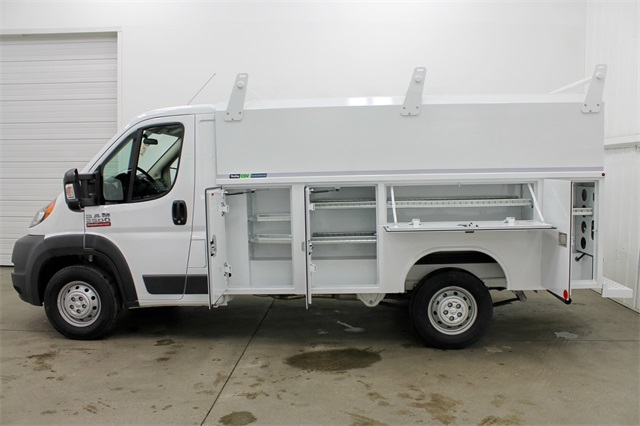 2016 ProMaster 2500 Low Roof, Reading Service Utility Van #E102366 - photo 3