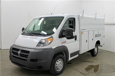 2016 ProMaster 2500, Reading Aluminum CSV Service Utility Van #E102366 - photo 1