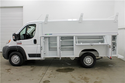 2016 ProMaster 2500, Reading Aluminum CSV Service Utility Van #E102366 - photo 3