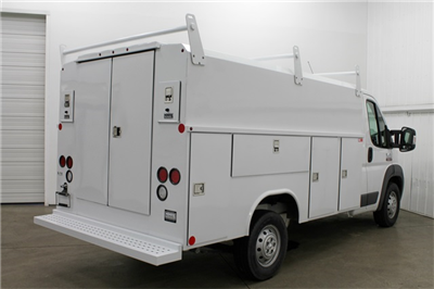 2016 ProMaster 2500, Reading Aluminum CSV Service Utility Van #E102366 - photo 4