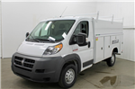 2016 ProMaster 2500 Low Roof, Reading Service Utility Van #E102366 - photo 1