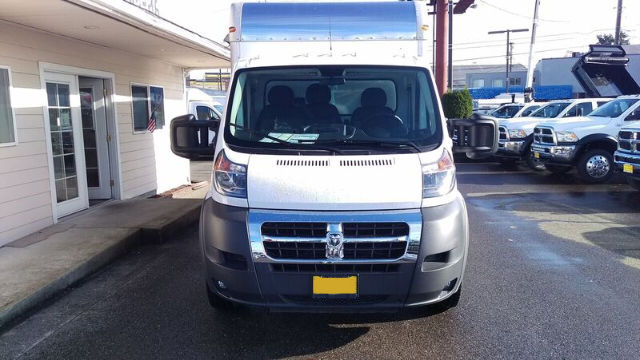 2017 ProMaster 3500 Low Roof, Marathon Dry Freight #E502534 - photo 4