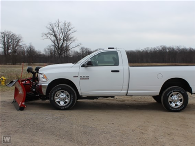 2016 Ram 3500 Regular Cab 4x4, Pickup #G110583 - photo 4