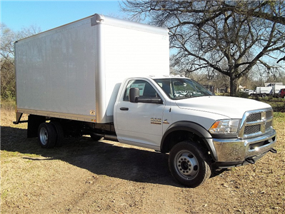 2016 Ram 5500 Regular Cab DRW,  W & W Body Builders of Columbia Dry Freight #G119513 - photo 1