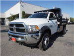 2016 Ram 5500 Regular Cab DRW 4x4, Rugby Dump Body #G205634 - photo 1