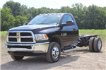 2016 Ram 3500 Regular Cab DRW 4x4,  Cab Chassis #G332914 - photo 1