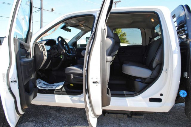 2017 Ram 5500 Crew Cab DRW 4x4,  CM Truck Beds SK Model Platform Body #G504154 - photo 5