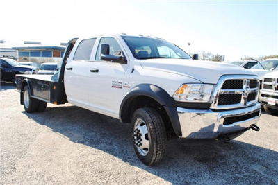 2017 Ram 5500 Crew Cab DRW 4x4,  CM Truck Beds SK Model Platform Body #G504154 - photo 3