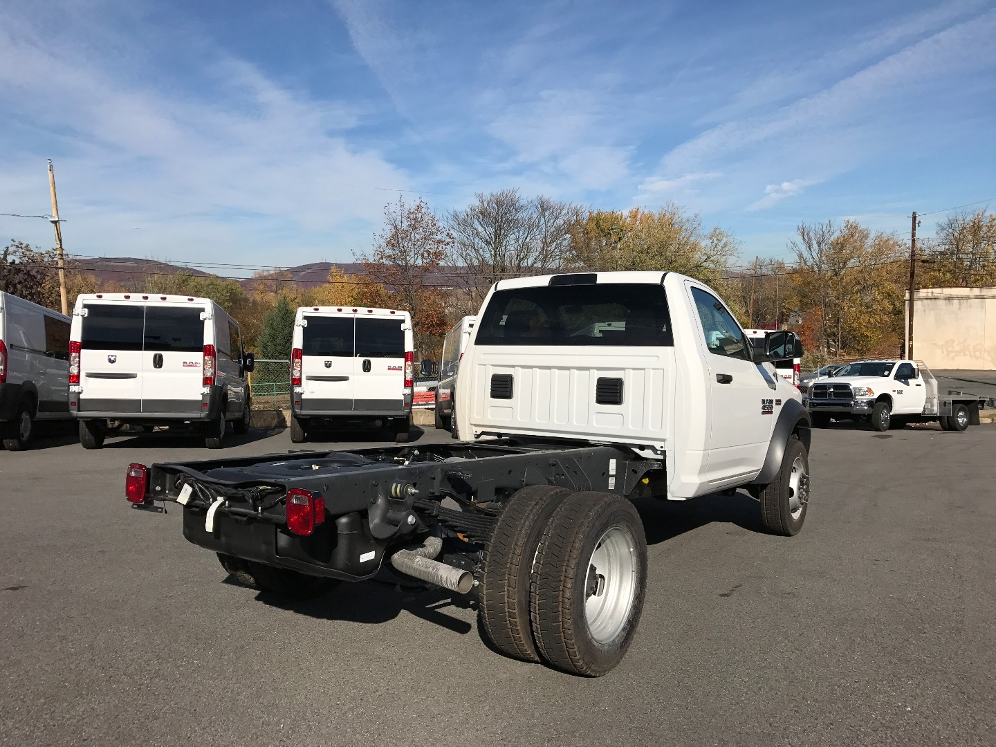2017 Ram 4500 Regular Cab DRW 4x2,  Cab Chassis #G504539 - photo 2
