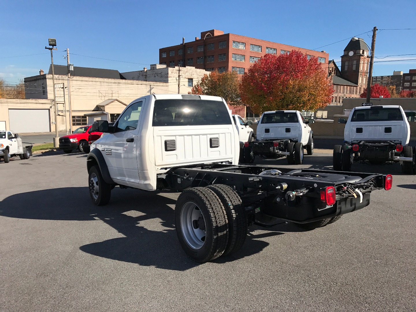 2017 Ram 4500 Regular Cab DRW 4x2,  Cab Chassis #G504539 - photo 4