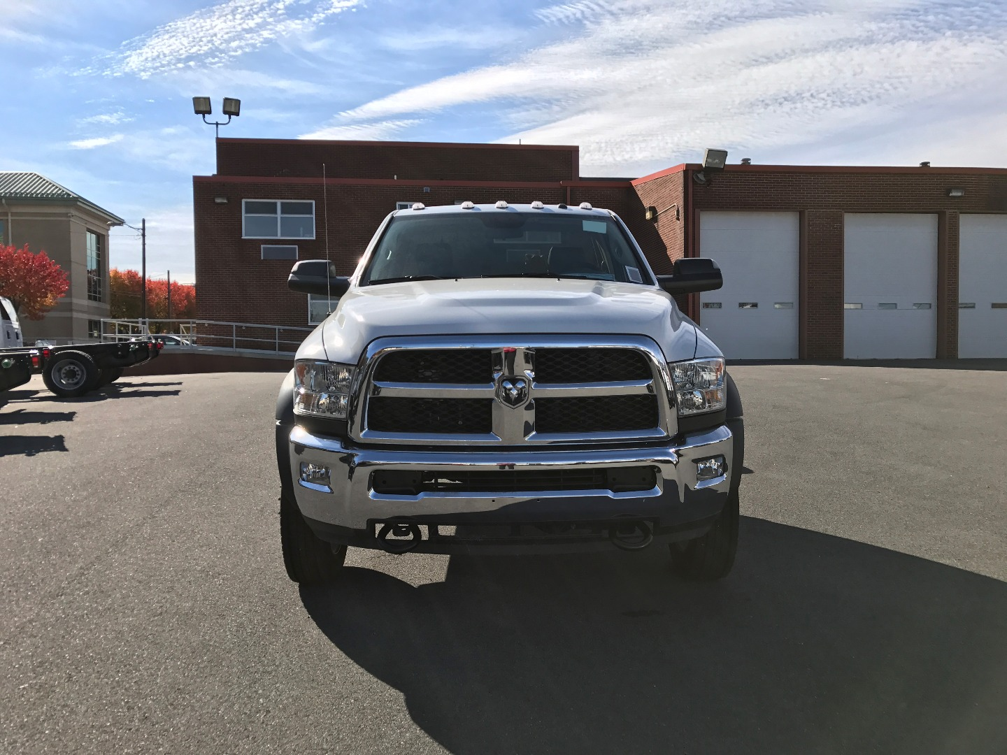 2017 Ram 4500 Regular Cab DRW, Cab Chassis #G504539 - photo 5