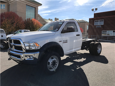 2017 Ram 4500 Regular Cab DRW, Cab Chassis #G504539 - photo 1