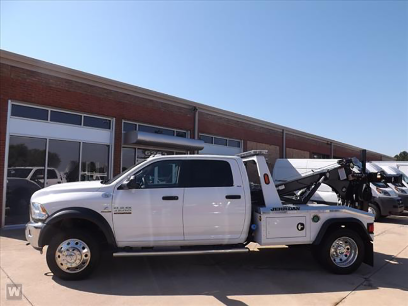 2015 Ram 4500 Crew Cab DRW, Jerr-Dan Wrecker Body #G571983 - photo 5