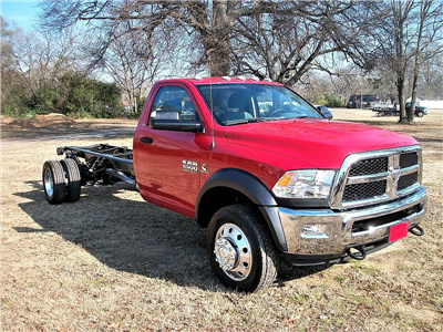 2017 Ram 5500 Regular Cab DRW,  Cab Chassis #G591464 - photo 1