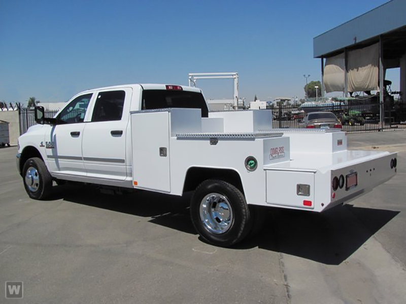 2015 Ram 4500 Regular Cab DRW,  Scelzi Signature Service Welder Body #G618089 - photo 2