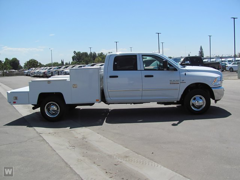 2015 Ram 4500 Regular Cab DRW, Scelzi Welder Body #G618089 - photo 3