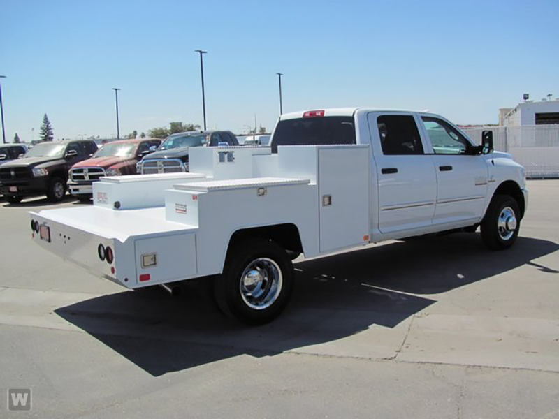 2015 Ram 4500 Regular Cab DRW 4x2,  Scelzi Welder Body #G618089 - photo 4